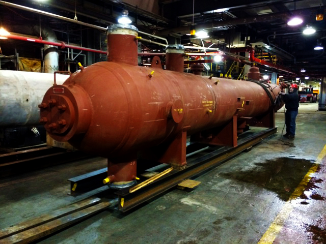 Job Image: Ravenswood Feed Water Heater